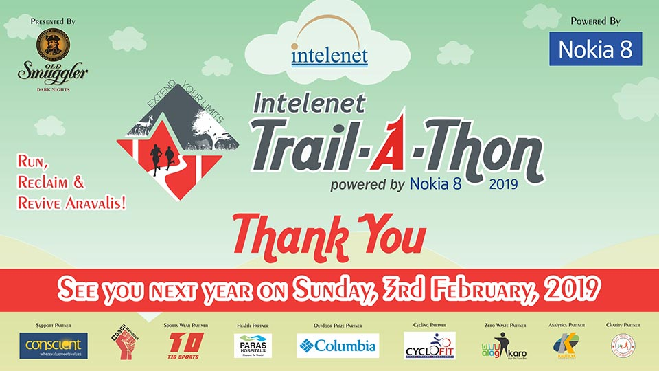 Intelenet Trail-A-Thon